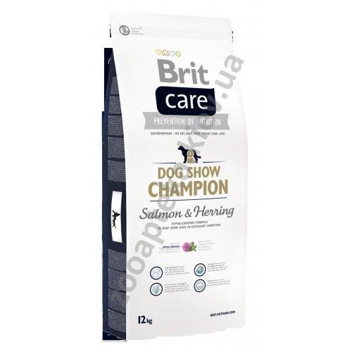 Brit Care Dog Show Champion - корм Брит для выставочных собак