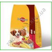 Pedigree - корм Педигри для взрослых собак всех пород