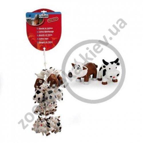 Camon - игрушка Камон Корова латексная для собак