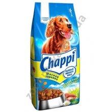 Chappi - сухой корм Чаппи с говядиной и куринным мясом для собак