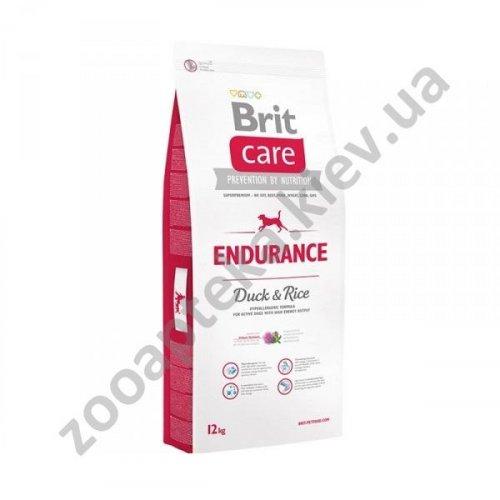 Brit Care Endurance - корм Брит для энергичных собак всех пород