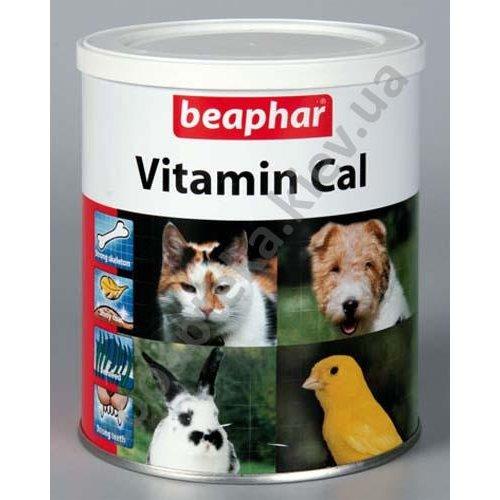 Beaphar Vitamin Cal - витаминно-минеральная добавка Бифар