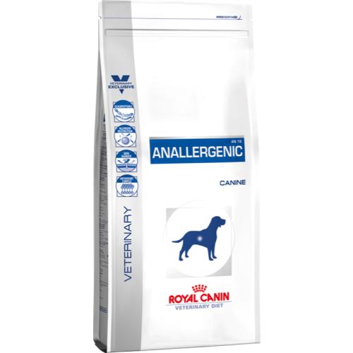 Royal Canin Anallergenic - корм Роял Канин для гиперчувствительных собак