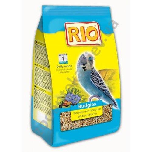 Rio Budgies - корм Рио для волнистых попугайчиков