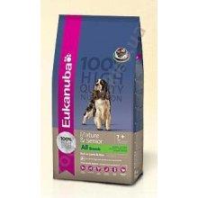 Eukanuba Adult Mature Senior Lamb and Rice - корм Эукануба для собак всех пород зрелого возраста