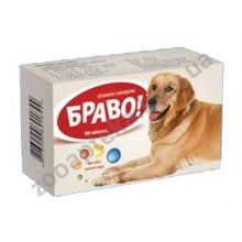 Артериум витаминно-минеральный комплекс Браво для собак больших пород