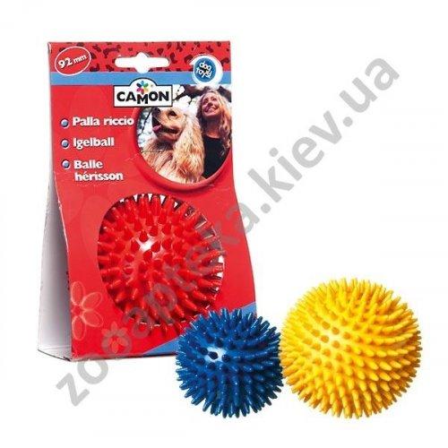 Camon - мяч виниловый Камон для собак, игольчатый