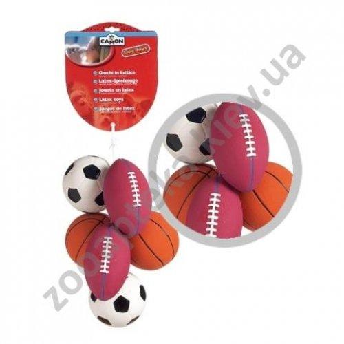 Camon - игрушка Камон Мяч латекс в ассортименте