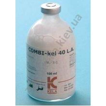 Kela COMBI-kel 40 L.A. - Суспензия для инъекций Кела КОМБИ-кел 40 Л.A.