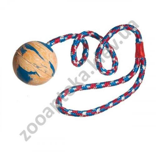 Camon - игрушка для собак Камон мяч резиновый на канате