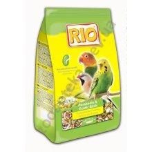 Rio Parakeets&Exotiсk birds - корм Рио для волнистых и средних попугаев для проращивания