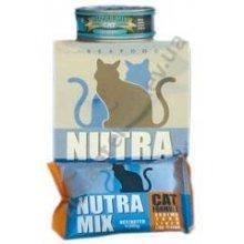 Nutra Mix Seafood - корм Нутра Микс Сифуд для кошек