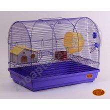 Золотая Клетка - клетка для маленьких грызунов Модель 512
