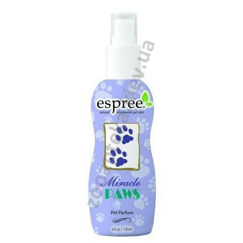 Espree Miracle Paws - духи Эспри Чудесные Лапки для собак