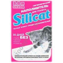 Silicat - наполнитель Силикет для кошачьего туалета