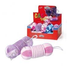 Camon - 2 мяча Камон на пружинке для кошек