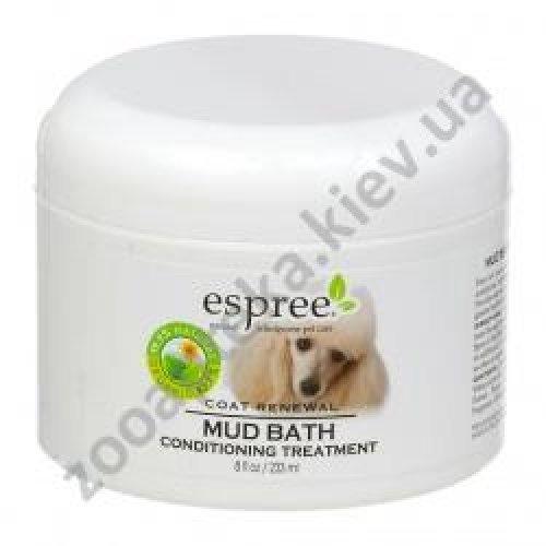 Espree Mud bath Conditioning Treatment - грязевая маска Эспри для шерсти