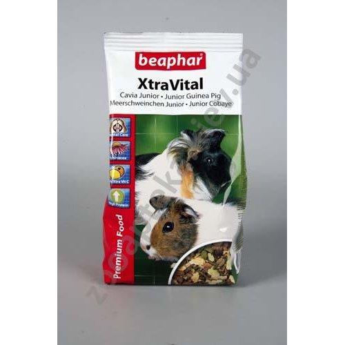 Beaphar Xtra Vital GuInea Pig Junior Food - корм Бифар для молодых морских свинок