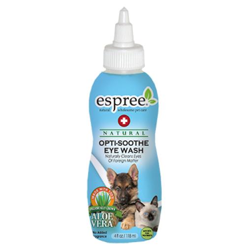 Espree Optisoothe Eye Wash - жидкость Эспри для очистки глазных выделений