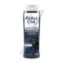 8 in 1 Black Pearl Shampoo Conditioner — шампунь-кондиционер 8 в 1 для собак темных окрасов