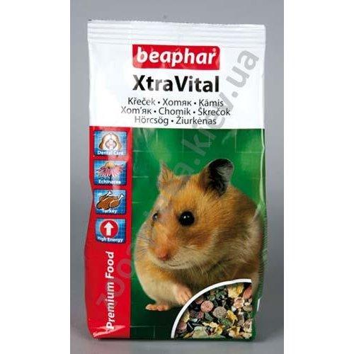 Beaphar Xtra Vital Hamster Food - корм Бифар для хомяков
