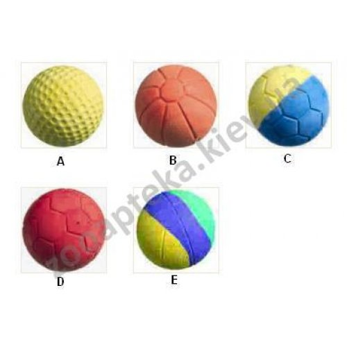 Camon - мяч Камон пористая резина