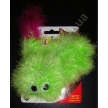 JW Pet Company Cantip Boa - игрушка Джей Ви Пет Компани пищащее боа с перьями