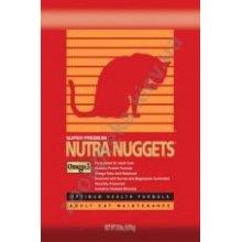 Nutra Nuggets Active Hairball Control Formula - Корм Нутра Наггетс (красная) для кошек