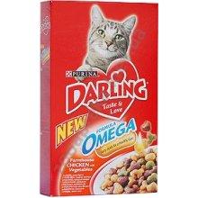 Darling Adult with Chicken - Корм Дарлинг для взрослых кошек с курицей и овощами