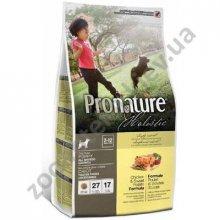 Pronature Holistic - корм Пронатюр Холистик с курицей и бататом для щенков всех пород