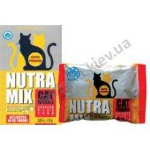 Nutra Mix Maintenance - корм Нутра Микс Майнтэнанс для взрослых, умеренно активных и пассивных кошек