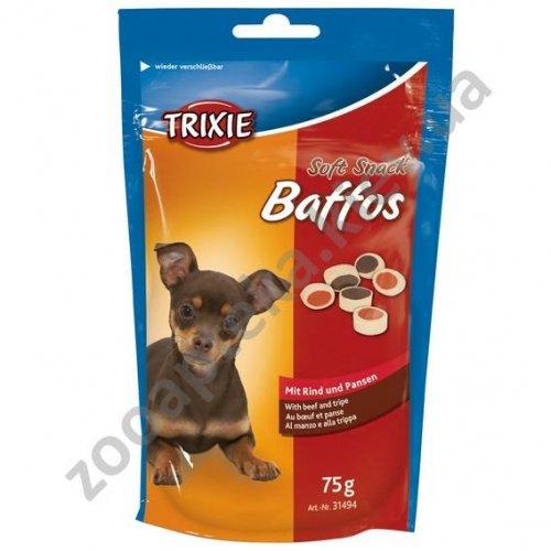Trixie Soft Snack Baffos - лакомство для собак Трикси