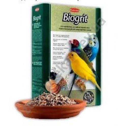 Padovan Biogrit - минеральная подкормка Падован для декоративных птиц
