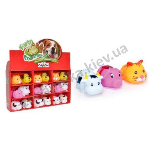 Camon - набор игрушек Камон в ассортименте со стендом