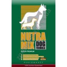 Nutra Mix Performance - корм Нутра Микс для активных собак (зелёная)