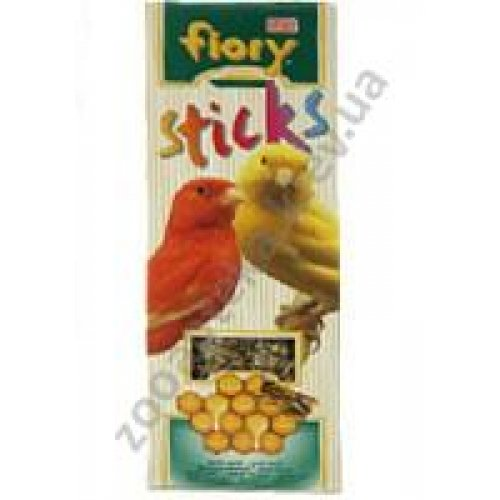 Fiory Sticks - палочки Фиори с медом для канареек