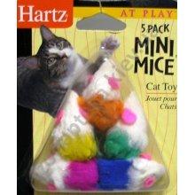 Hartz - мышки Хартц меховые