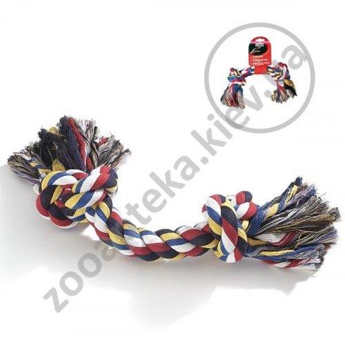 Camon - игрушка Камон канат с 2 узлами для собак