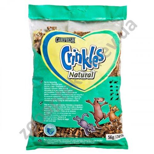 Carefresh Crinkles Natural - серпантин Карефреш для грызунов, птиц, рептилий