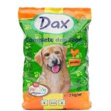 DAX - сухой корм Дакс с мясом птицы для собак