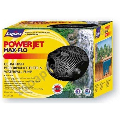 Hagen Laguna Powerjet Max-Flo 16000 - Хаген прокачивающая помпа 165 Вт