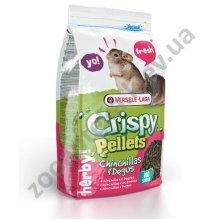 Versele-Laga Crispy Pellets - корм Версель-Лага для шиншилл