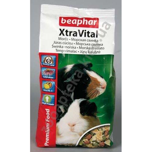 Beaphar Xtra Vital GuInea Pig Food - корм Бифар для морских свинок