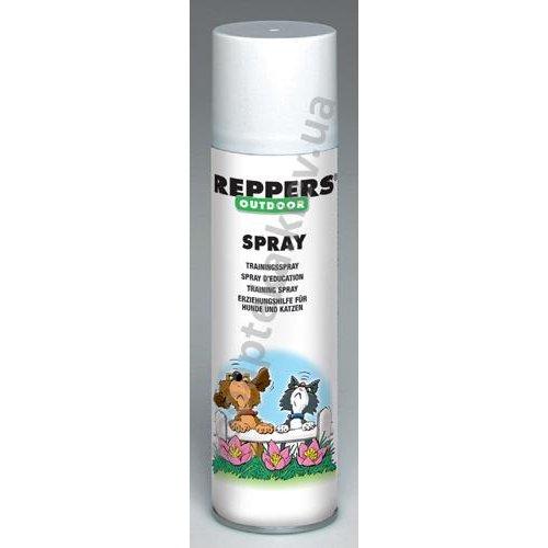 Beaphar Reppers Fernhalte Spray - відлякуючий спрей Біфар поза приміщенням