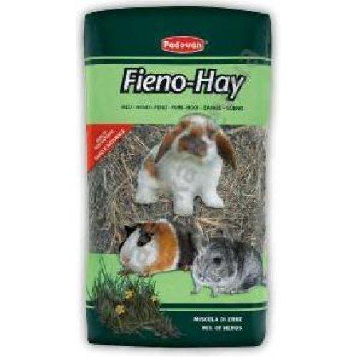 Padovan Fieno Hay - сено Падован из смешанных луговых трав для грызунов