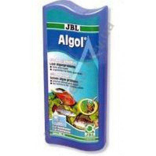 JBL Algol - препарат Джей Би Эл для борьбы с водорослями в аквариумах