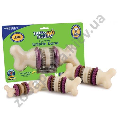 Premier Bristle Bone - Премьер игрушка для зубов c лакомством для собак