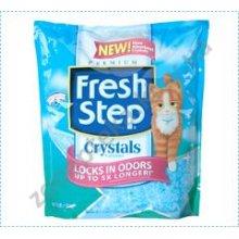 Fresh Step Crystals - Силикогелевый наполнитель Фреш степ в кошачий туалет
