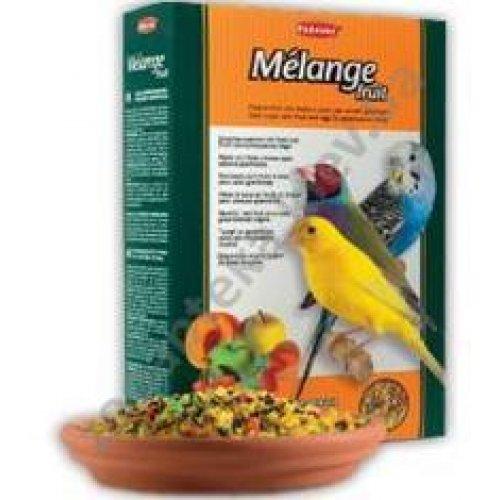 Padovan Melange fruit - дополнительный корм Падован с фруктами и яйцом для зерноядных птиц