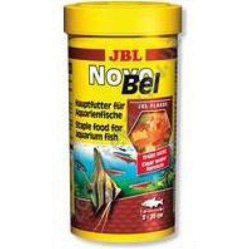 JBL NovoBel - корм Джей Би Эл в виде хлопьев для всех видов аквариумных рыб